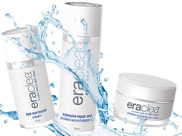 eraclea skin care - syndicated ad creation and display