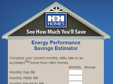 Energy-efficiency as a competitive differentiator.