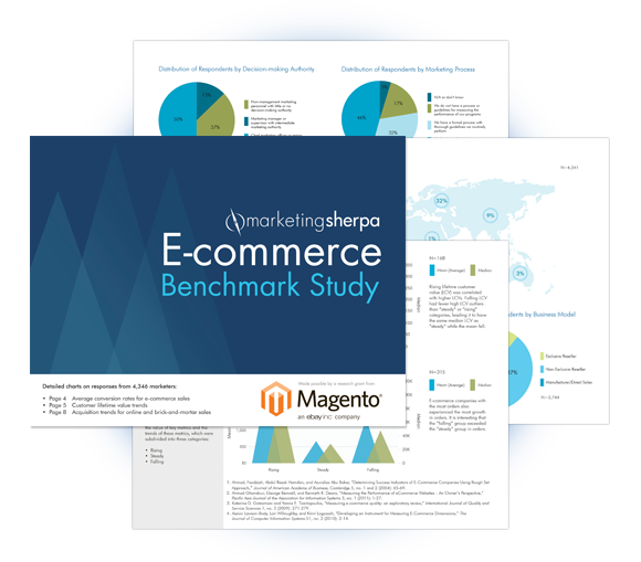 E-Commerce Benchmark Study