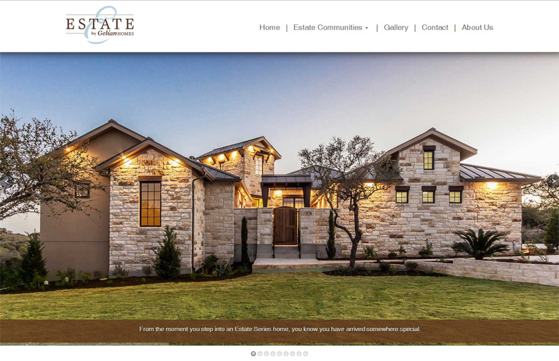 Estate by Gehan Homes