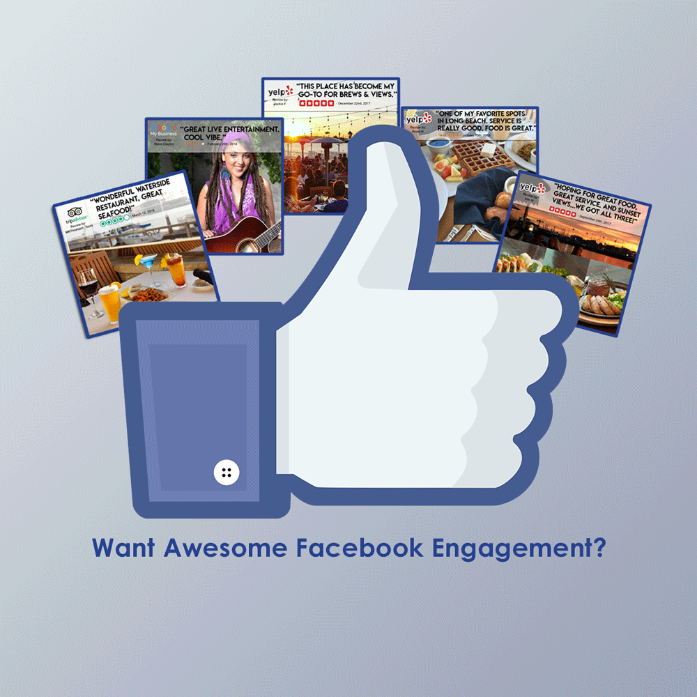 Want Awesome Facebook Engagement?