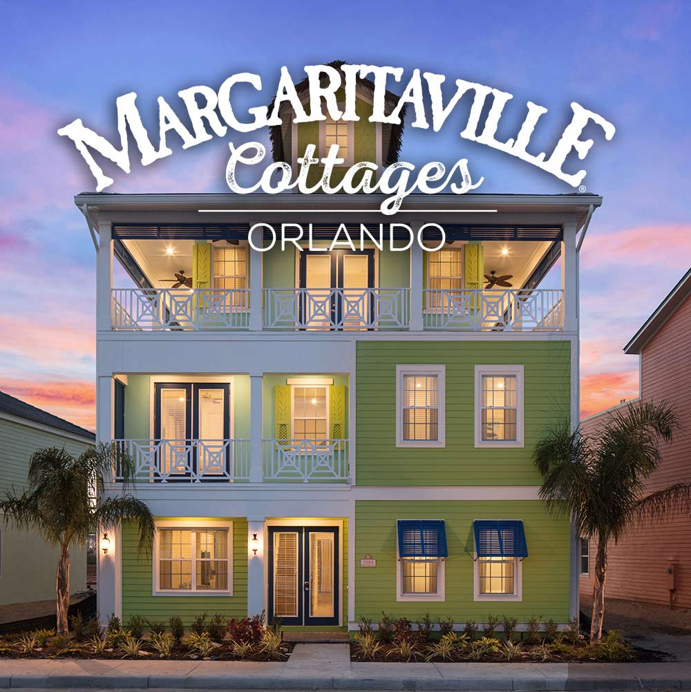 Margaritaville Cottages