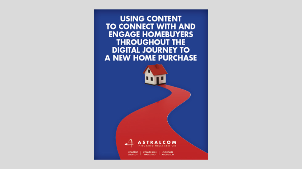 The Digital Journey to a New Home Purchase – Whitepaper