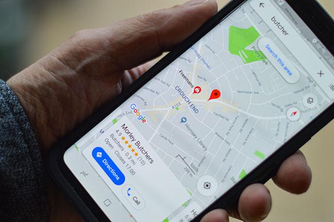 Restaurants and Google